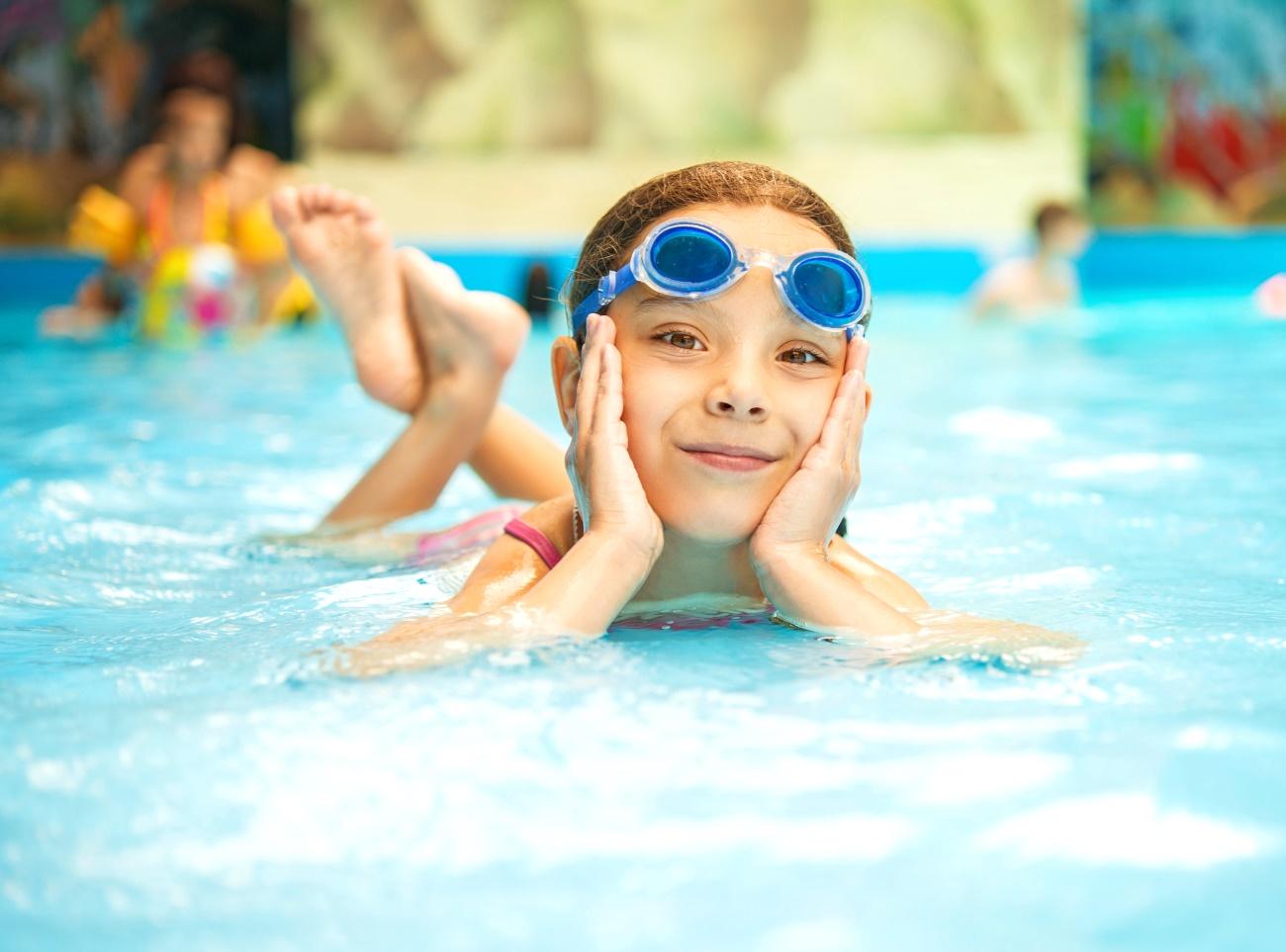 Mini-Kids-Schwimmen ab 4 Jahre<br>